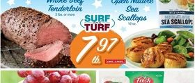 Shaws Weekly Ad August 14 - August 20, 2020. Surf & Turf!