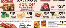 ShopRite Weekly Ad August 9 - August 15, 2020. Summer Savings!