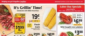 ShopRite Weekly Ad August 30 - September 5, 2020. It's Grilling Time!