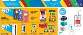 Staples Weekly Flyer August 2 - August 8, 2020. Everything For School!