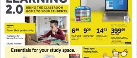 Staples Weekly Ad August 30 - September 5, 2020. Essentials For Your Study Place!