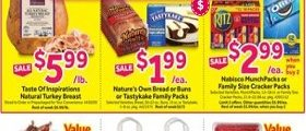 Stop & Shop Weekly Flyer August 28 - September 3, 2020. Natural Turkey Breast