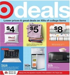 Target Weekly Ad August 9 - August 15, 2020. Create Your Space!