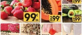 Cardenas Weekly Ad September 9 - September 15, 2020. Strawberries on Sale!