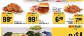 Food Lion Weekly Flyer September 23 - September 29, 2020. Welcome Fall With Savings!