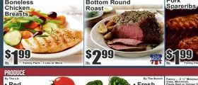 Key Food Weekly Ad September 11 - September 17, 2020. Patriot Day!