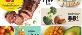 Kroger Weekly Ad September 16 - September 22, 2020. Whole Beef Tenderloin