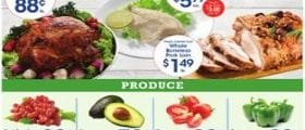 Price Rite Weekly Ad September 18 - October 1, 2020. Cape Gourmet Tilapia Fillet