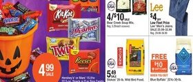 Fleet Farm Weekly Ad October 23 - October 31, 2020. Fun Size Candy on Sale!