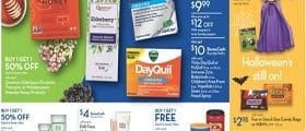 Rite Aid Weekly Ad October 25 - October 31, 2020. Frightful Essentials!
