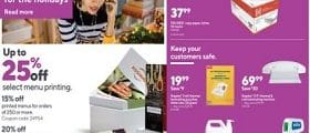 Staples Weekly Ad November 1 - November 7, 2020. Home Office Must Haves
