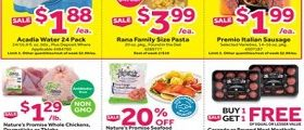 Stop & Shop Weekly Ad October 9 - October 15, 2020. Hearty Italian Meal Deals!