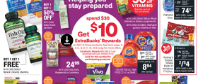 CVS Weekly Circular November 15 - November 21, 2020. Extra Bucks Rewards