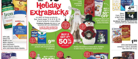 CVS Weekly Flyer November 29 - December 5, 2020. Beautiful Gifts!