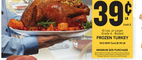 Food Lion Weekly Flyer November 18 - November 26, 2020. Happy Thanksgiving!