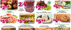 Gerrity's Weekly Ad November 8 - November 14, 2020. All Beef Roasts on Sale!