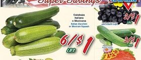 La Bonita Supermarkets Weekly Ad November 4 - November 10, 2020. Veterans Day Super Savings!