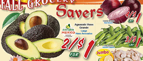 La Bonita Supermarkets Weekly Ad November 11 - November 17, 2020