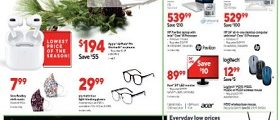 Staples Weekly Flyer November 8 - November 14, 2020. Gifts For The WFH Life
