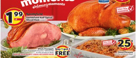 Winn Dixie Weekly Ad November 18 - November 26, 2020. Thanksgiving Sale!