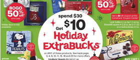 CVS Weekly Flyer December 6 - December 12, 2020. Holiday Extra Bucks
