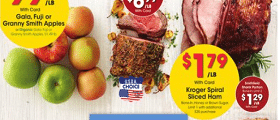 Kroger Weekly Ad December 9 - December 15, 2020. A Sleigh Full Of Savings!