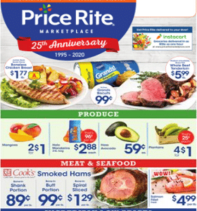 Price Rite Weekly Circular December 4 - December 10, 2020. Boneless Chicken Breast