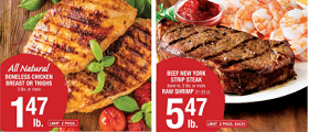 Shaw's Weekly Circular December 4 - December 10, 2020. Boneless Chicken Breast or Thighs