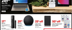 Staples Weekly Flyer December 13 - December 19, 2020. Light Up Their Holidays!