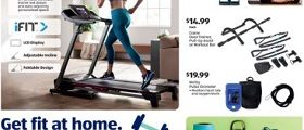 Aldi Weekly Ad February 3 - February 9, 2021. Get Fit At Home!