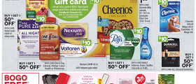 CVS Weekly Circular January 10 - January 16, 2021. Wellness Savings Week!