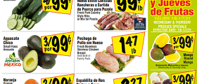 El Super Weekly Ad January 6 - January 12, 2021. Fresh Pork Country Style Ribs