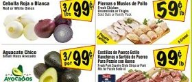 El Super Weekly Ad January 20 - January 26, 2021. Fresh Pork Country Style Strips