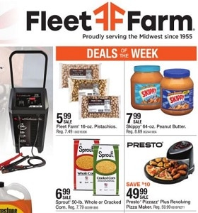 Fleet Farm Weekly Ad January 15 - January 23, 2021. Berne Apparel on Sale!