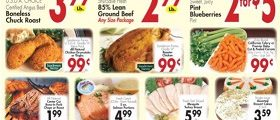 Gerrity's Weekly Ad January 10 - January 16, 2021. Healthy Meal Makers!