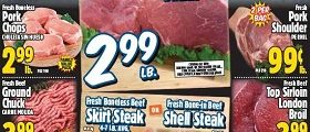 Western Beef Weekly Ad January 28 - February 3, 2021. Beef Top Sirloin on Sale!