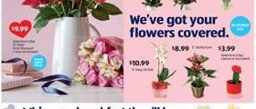 Aldi Weekly Specials February 10 - February 16, 2021. Valentine's Day Bouquets!