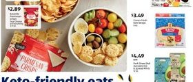 Aldi Weekly Circular February 17 - February 23, 2021. Keto-friendly Eats!