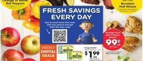 Kroger Weekly Circular February 24 - March 2, 2021. Fresh Savings Every Day!