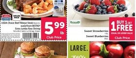 Safeway Weekly Specials February 10 - February 16, 2021. Valentine's Deals!