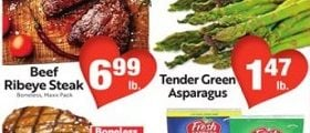 Save Mart Weekly Circular February 10 - February 16, 2021. Valentine's Deals!