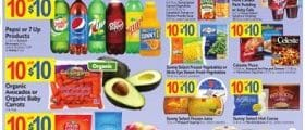 Save Mart Weekly Specials February 24 - March 2, 2021. $10 For 10 Sale!