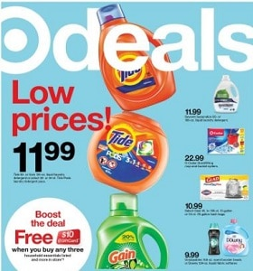 Target Weekly Ad February 14 - February 20, 2021. Low Prices!