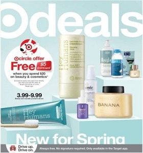 Target Weekly Ad February 21 - February 27, 2021. No Sweat Prices!