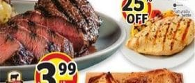 Winn Dixie Weekly Ad February 17 - February 23, 2021. Bone-In Center Cut Pork Chops