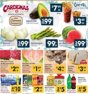 Cardenas Weekly Ad March 3 - March 9, 2021. Boneless Skinless Chicken Breast