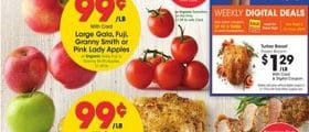Kroger Weekly Ad March 24 - March 30, 2021. Hop Into Savings!