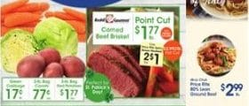 Price Rite Weekly Ad March 5 - March 11, 2021. Corned Beef Brisket