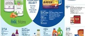 Rite Aid Weekly Ad March 7 - March 13, 2021. Spring For Savings!
