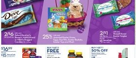 Rite Aid Weekly Circular, March 21 - March 27, 2021. Make Easter eggs-ellent!